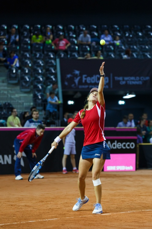 Fed Cup Tie Romania - Germany 2016