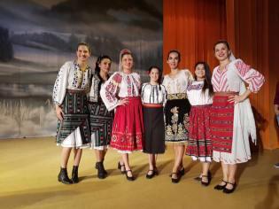 Diana Bulimar, Larisa Iordache, Alexandra Dulgheru și Caroline Martins au sărbătorit Ziua Națională într-un mod inedit