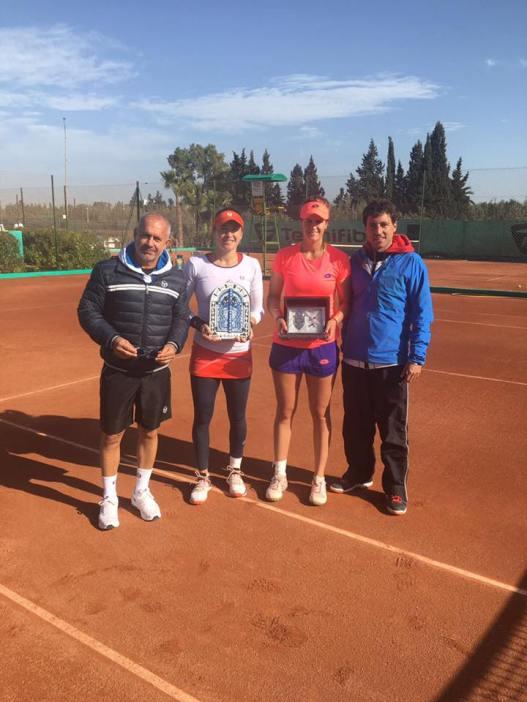 Alexandra Dulgheru ITF Pro Circuit 2017