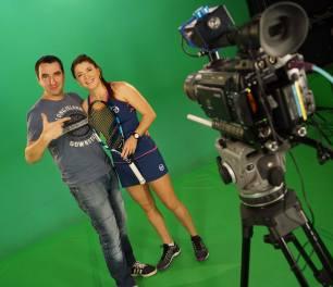 Shooting with Digi Sport
